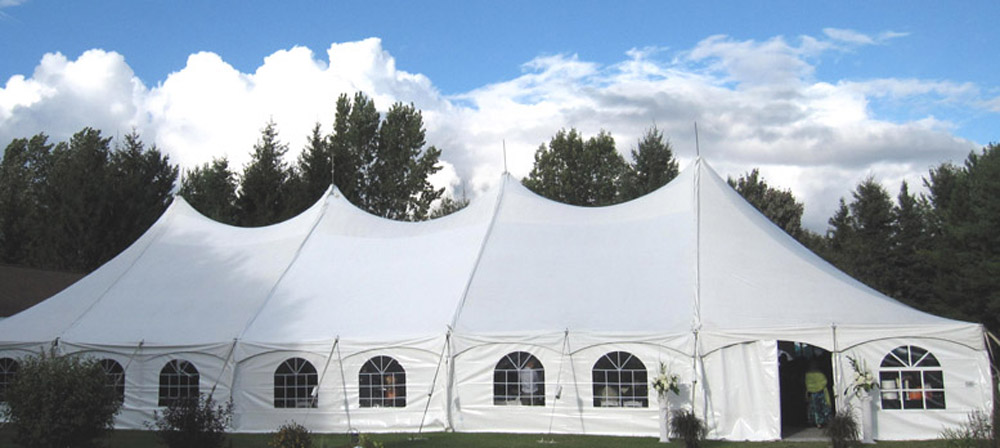 Pole Tent 40x100 & OTTAWA PARTY TENT RENTALS | OTTAWA WEDDING TENT RENTALS | OTTAWA ...